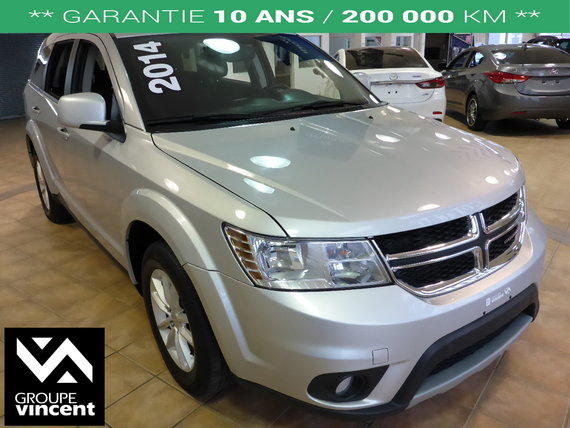 dodge journey sxt 7 places 2014 d 39 occasion shawinigan prestige mazda k1958k vfl. Black Bedroom Furniture Sets. Home Design Ideas
