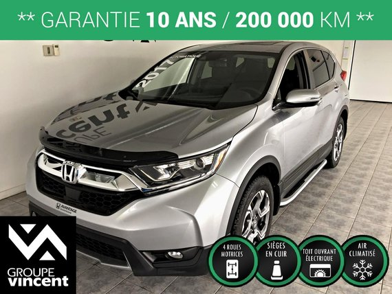 Honda CR-V EX-L**LIQUIDATION** 2017