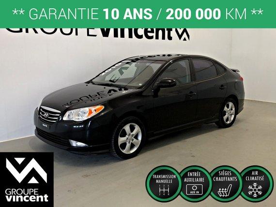 Hyundai Elantra SPORT **GARANTIE 10 ANS** 2010