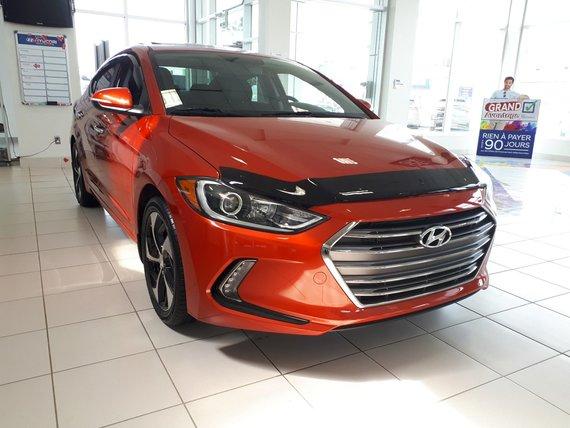 Hyundai Elantra LIMITED **GARANTIE 10 ANS / 200 000 ** 2017