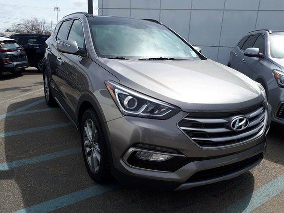 Hyundai Santa Fe Sport LIMITED**GARANTIE 10ANS** 2017