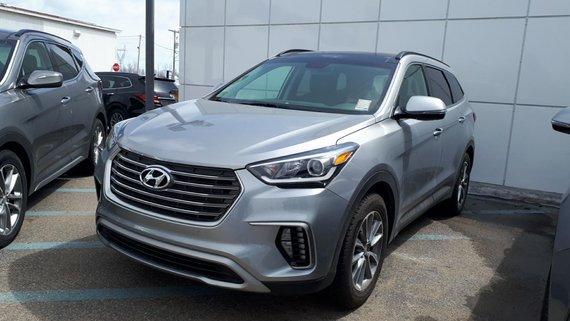 Hyundai Santa Fe XL LIMITED**GARANTIE 10 ANS** 2017