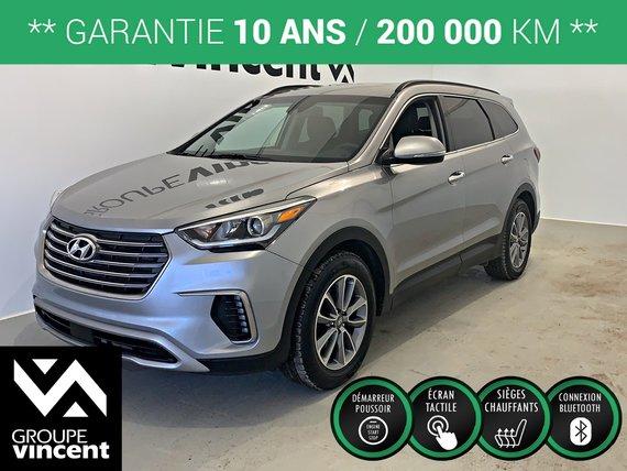 Hyundai Santa Fe XL Preferred AWD **GARANTIE 10 ANS** 2019