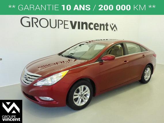 Hyundai Sonata GLS **GARANTIE 10 ANS** 2013
