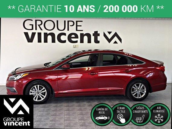 Hyundai Sonata GL **GARANTIE 10 ANS** 2016
