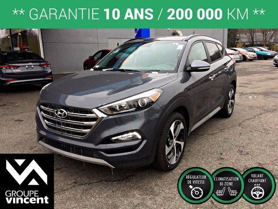 Hyundai Tucson 1.6T **AWD SE** 2017