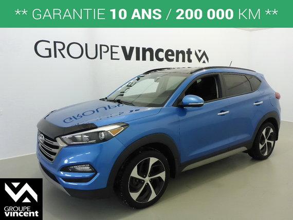 Hyundai Tucson SE 1.6T AWD**GARANTIE 10 ANS** 2017