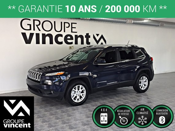 Jeep Cherokee North  4X4 **GARANTIE 10 ANS** 2015