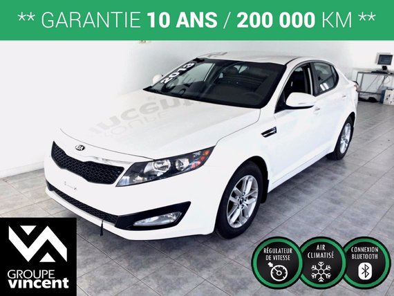 kia optima lx siege chauffant 2013 d 39 occasion shawinigan groupe vincent g2717am v. Black Bedroom Furniture Sets. Home Design Ideas