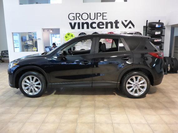 2015 Mazda CX 5