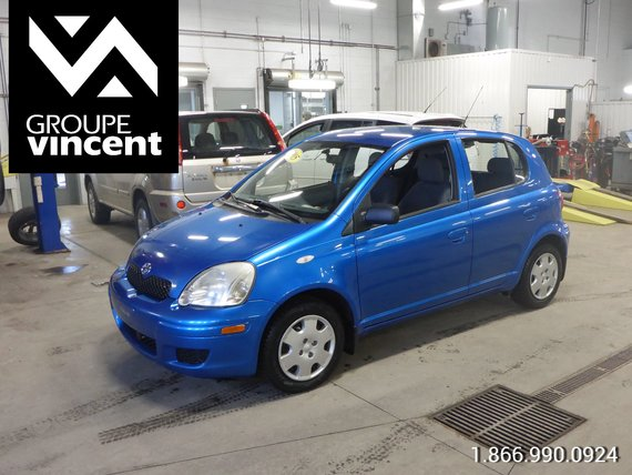 Toyota Echo A Vendre >> Toyota Echo Le Automatique Air 2005 D Occasion A Shawinigan