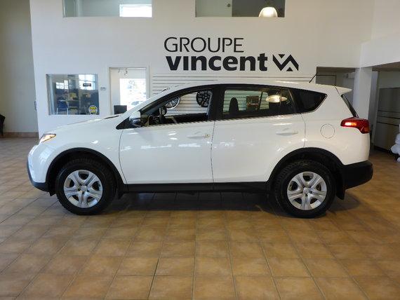 Toyota RAV4 LE AWD**GARANTIE 10 ANS** 2015