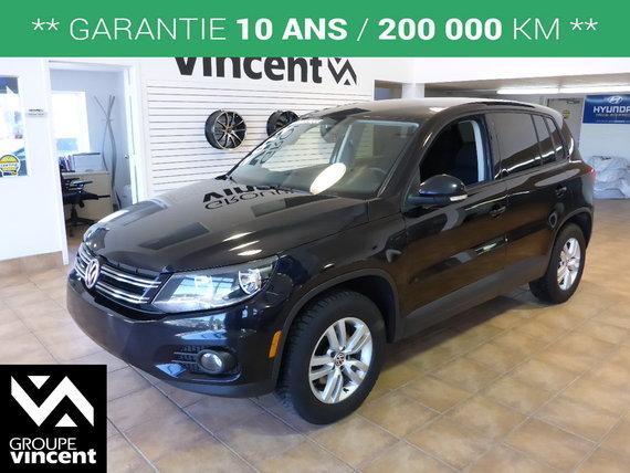 Volkswagen Tiguan TRENDLINE 4MOTION**GARANTIE 10 ANS** 2012