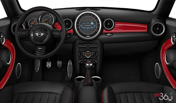 2015 Mini Convertible John Cooper Works Mierins Automotive Group