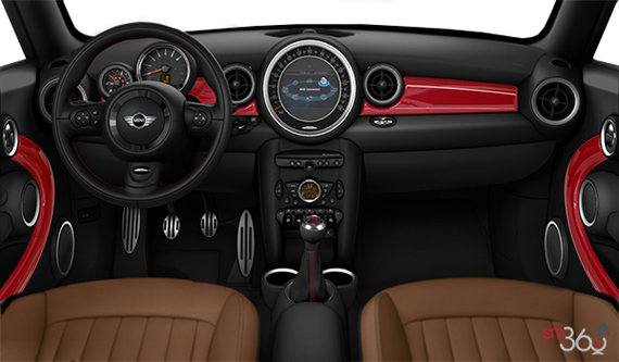 2015 Mini Roadster John Cooper Works Mierins Automotive Group In