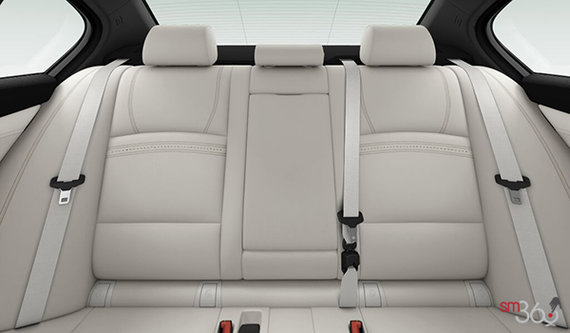 Ivory White Nappa Leather with Black Interior