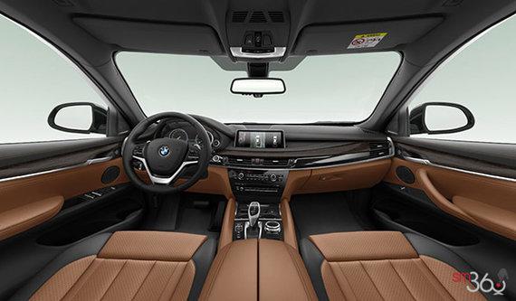 Black/Cognac Exclusive Nappa Leather