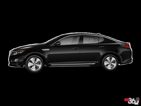 Maison Kia New 2016 Kia Optima Hybrid Ex For Sale In Dolbeau
