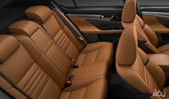Flaxen F Sport Leather