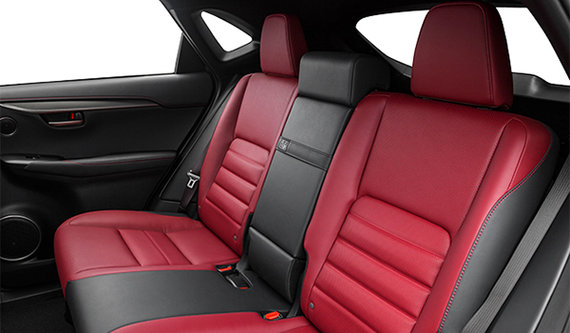 Rioja Red F Sport NuLuxe