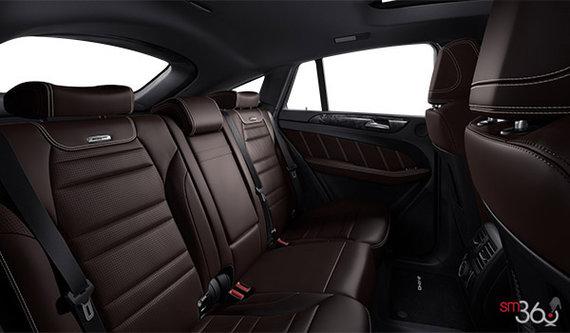 Espresso Brown AMG Exclusive Nappa Leather