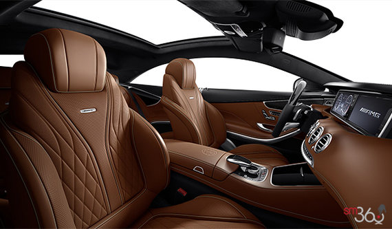 Cuir Passion exclusif designo brun sellerie/noir