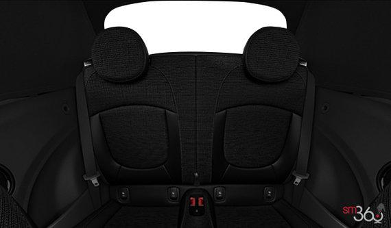 Black Pearl Cloth/Leather Combinaison