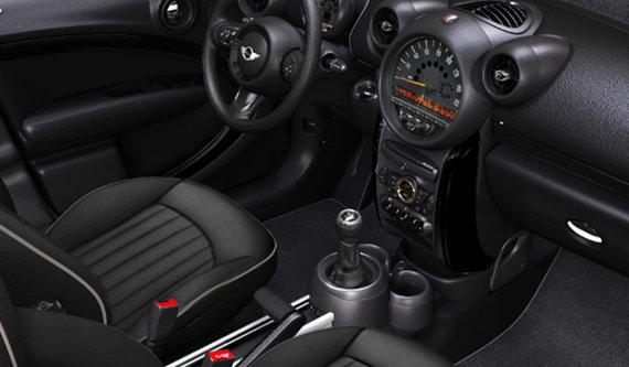 Carbon Black Lounge Leather