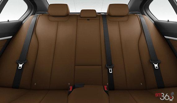 Saddle Brown Dakota Leather, Extended
