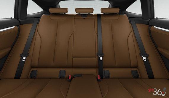 Saddle Brown Extended Dakota Leather