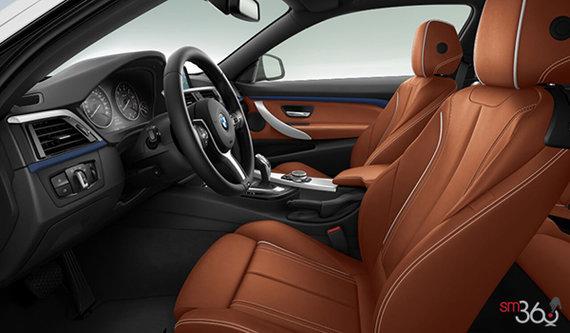 Golden Brown Extended Merino Leather