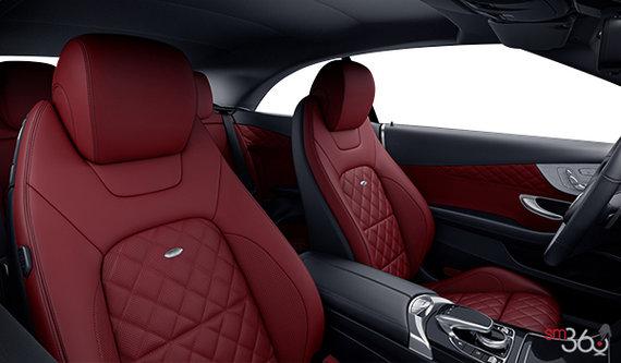 Bengal Red designo Nappa Leather