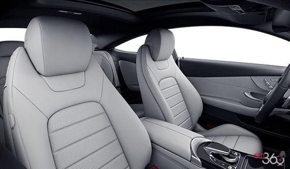 Crystal Grey Artico Leather