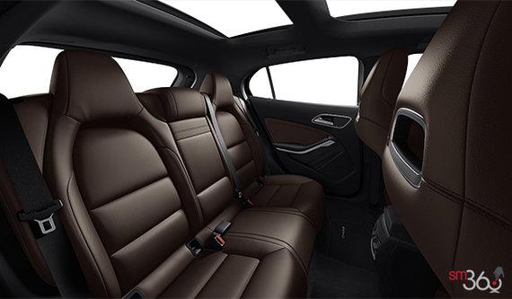 Hazelnut Brown Leather