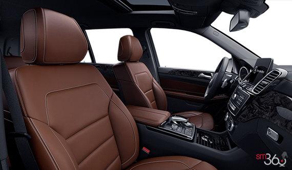 Saddle Brown/Black Leather