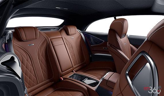 Saddle Brown / Black designo Exclusive Nappa Leather