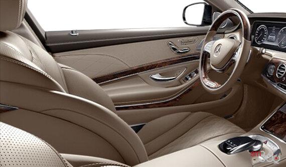 Silk Beige/Espresso Brown Exclusive Nappa Leather