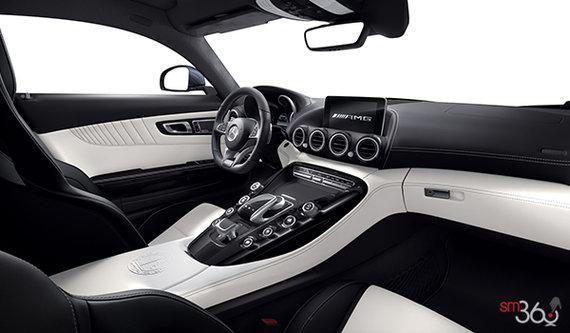 Signal White/Black Exclusive Nappa Leather