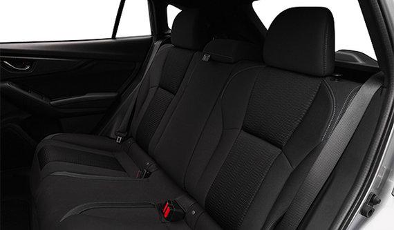 Premium Onyx Black Cloth with Accent Stitching