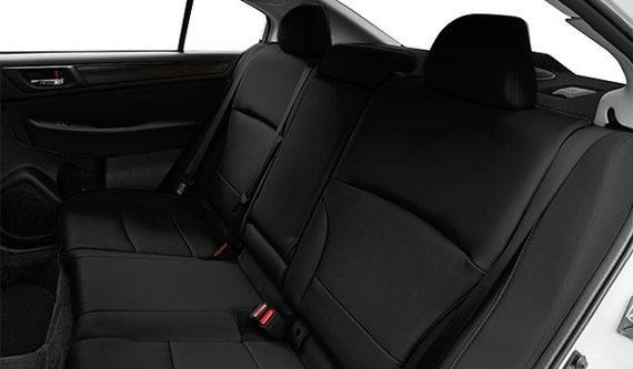 Onyx Black Leather