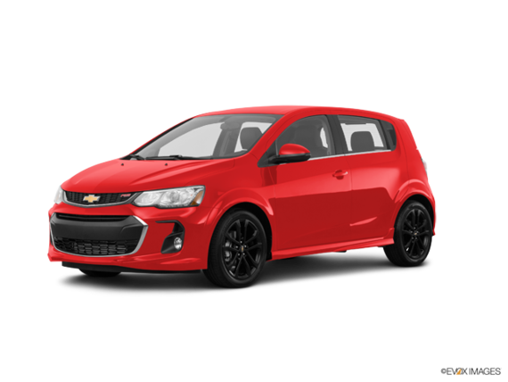 Chevrolet Sonic PREMIER 2018