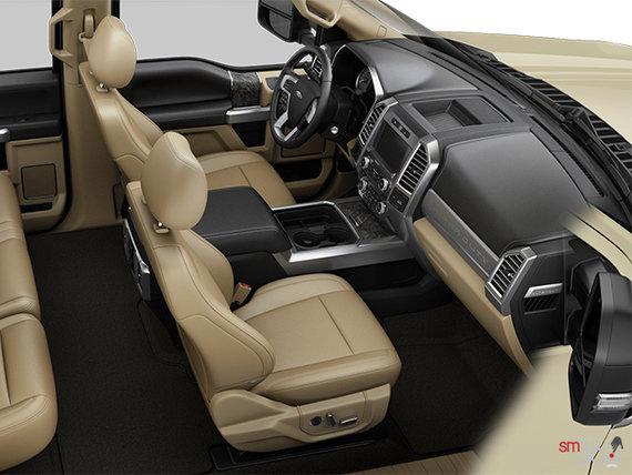 Ford Châssis-Cabine F-350 LARIAT 2018