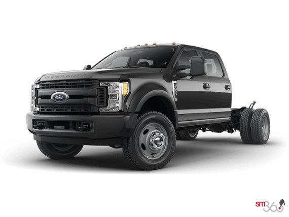 Ford Chassis Cab F-450 XL 2018
