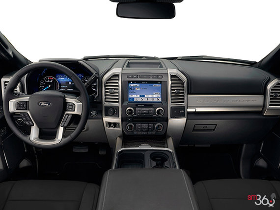 Ford Châssis-Cabine F-550 LARIAT 2018
