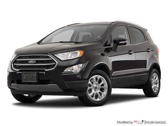 Ford Ecosport TITANIUM 2018
