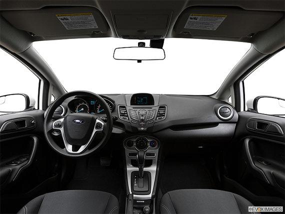 Ford Fiesta Sedan SE 2018