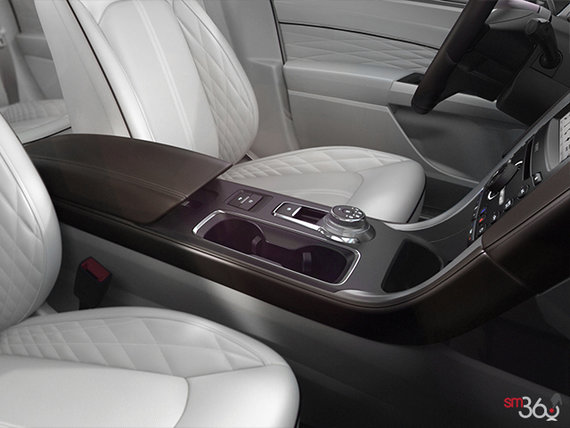 Ford Fusion PLATINUM  2018