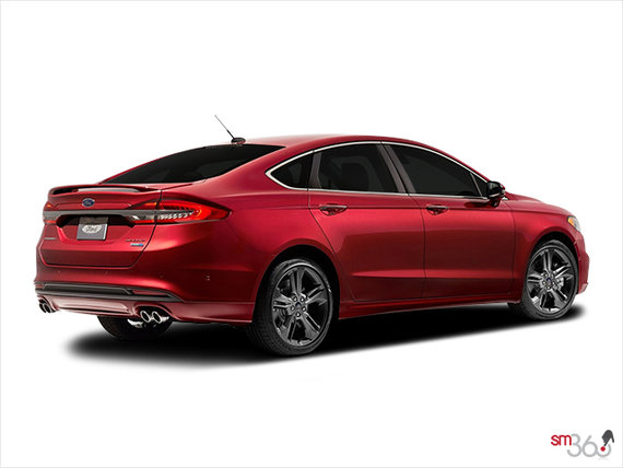 Ford Fusion SPORT 2018