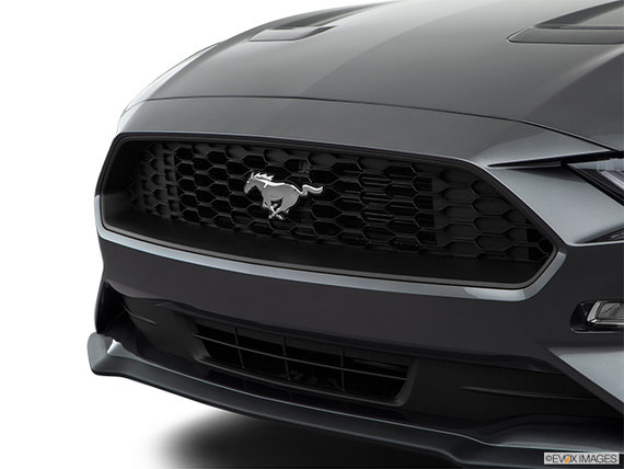 Ford Mustang EcoBoost Fastback 2018