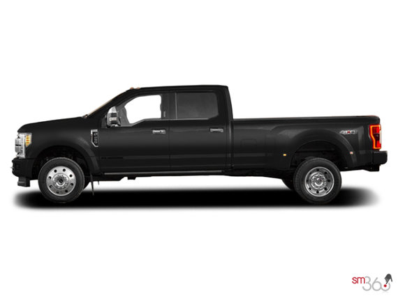 Ford Super Duty F-450 PLATINUM 2018